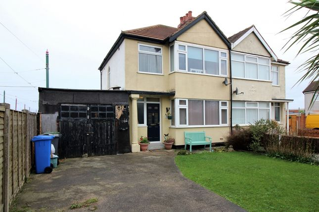 Thumbnail Semi-detached house for sale in Cumberland Avenue, Thornton Cleveleys