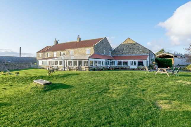 Thumbnail Farmhouse for sale in Harwood Dale, Scarborough