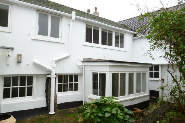 Thumbnail Terraced house for sale in Brook Street, Mousehole, Penzance