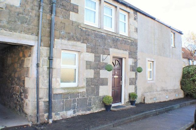 Thumbnail Flat for sale in High Street, Freuchie, Cupar