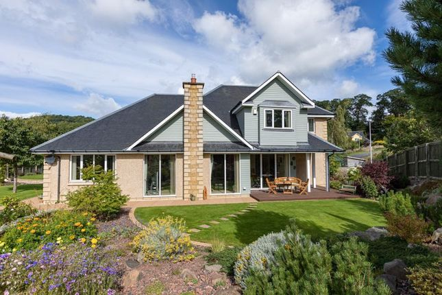 Thumbnail Detached house for sale in Coopersknowe Crescent, Galashiels