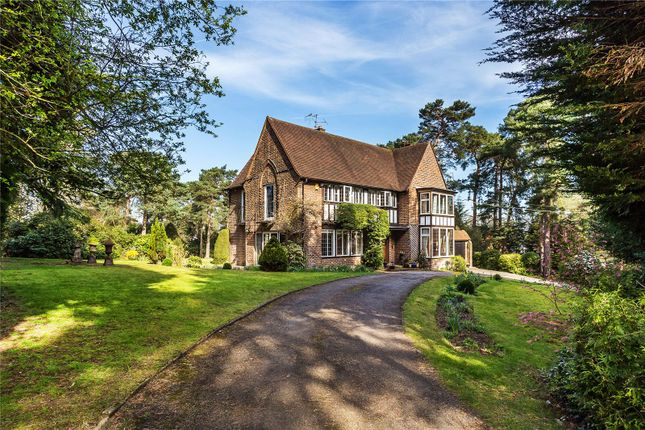 Thumbnail Detached house for sale in Pine Coombe, Shirley