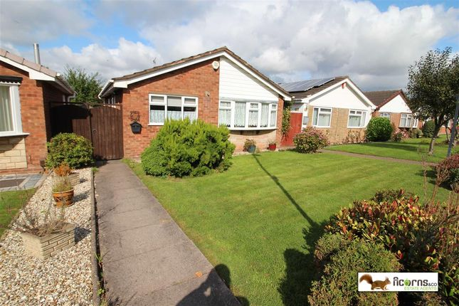 Thumbnail Bungalow for sale in St. Thomas Close, Aldridge, Walsall