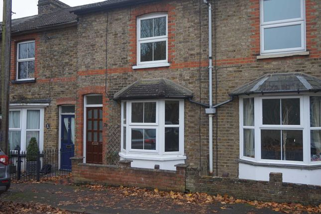 Thumbnail Terraced house to rent in Ellesmere Road, Berkhamsted