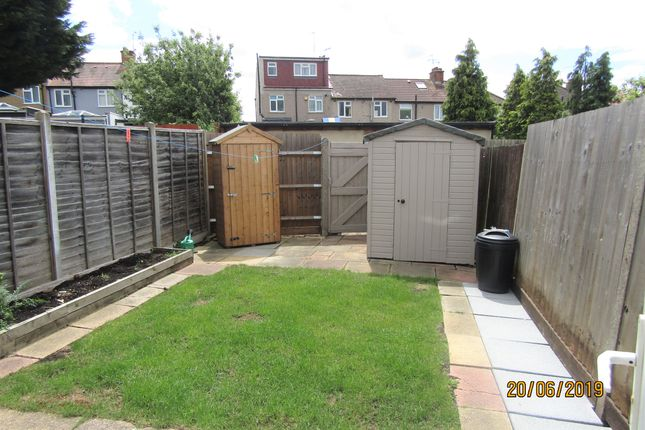 Thumbnail Terraced house to rent in Linden Close, Ruislip Manor