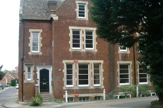 Thumbnail Flat to rent in New Dover Road, Canterbury