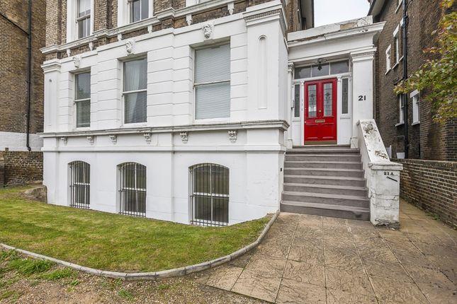 Thumbnail Flat to rent in Vanbrugh Park, London