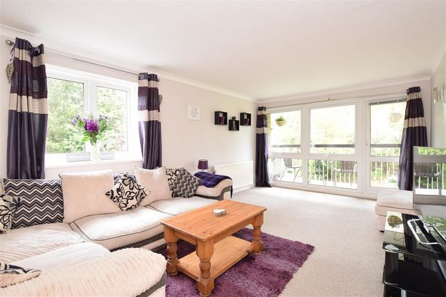Thumbnail Flat for sale in Beacon Gardens, Crowborough, East Sussex