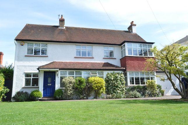 Thumbnail Detached house for sale in Harriotts Lane, Ashtead