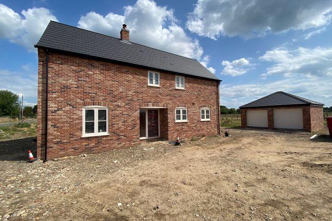 Thumbnail Detached house for sale in Low Road, Wretton, Kings Lynn