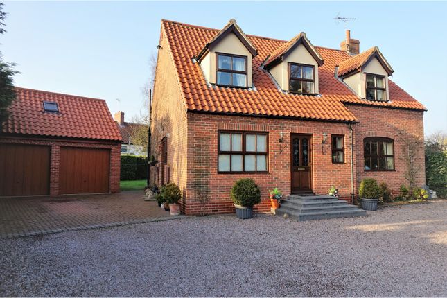 Thumbnail Detached house for sale in Quaker Lane, Farnsfield
