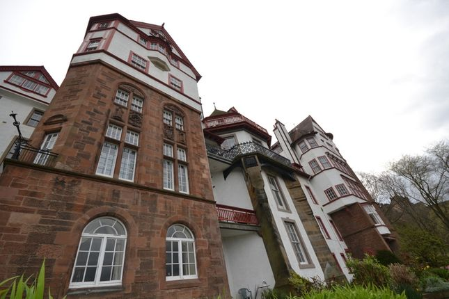 Thumbnail Flat to rent in Ramsay Garden, Central, Edinburgh