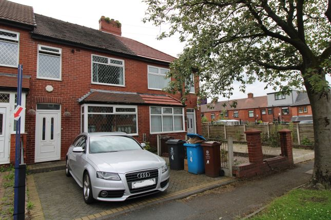 Thumbnail Terraced house for sale in Harrow Avenue, Oldham