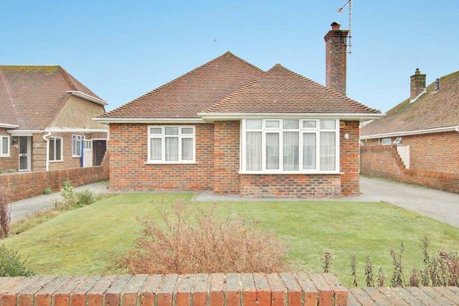Thumbnail Bungalow for sale in Cowdray Drive, Goring By Sea, Worthing, West Sussex