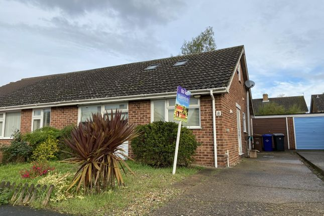 3 bed detached bungalow for sale in 8 Lucerne Close, Red Lodge, Suffolk IP28