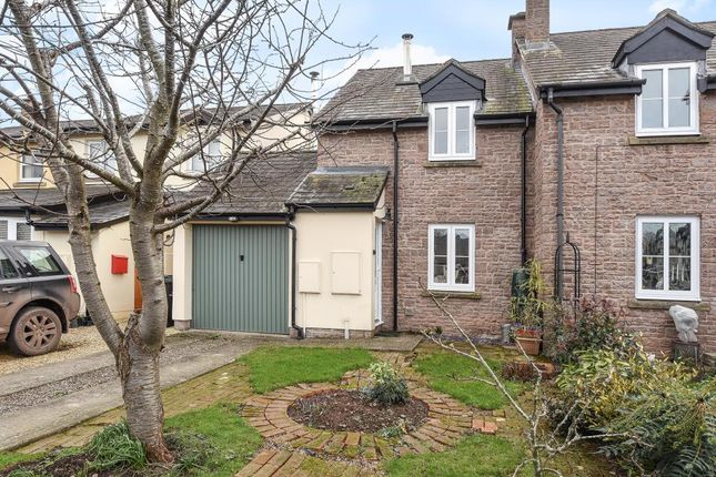 Thumbnail Semi-detached house to rent in Warren Close, Hay-On-Wye