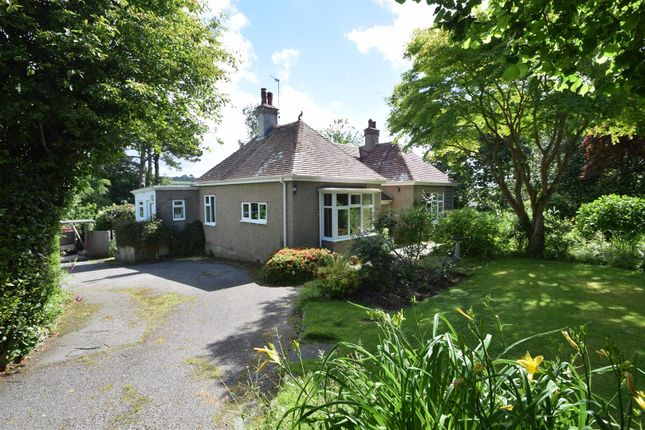 Detached bungalow for sale in Church Road, Mylor, Falmouth