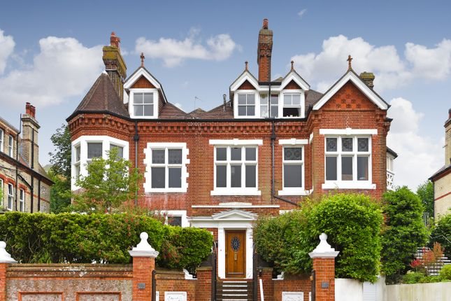 Thumbnail Flat for sale in Silverdale Road, Eastbourne