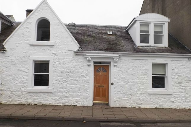 Thumbnail Terraced house for sale in Well Road, Moffat, Dumfries And Galloway