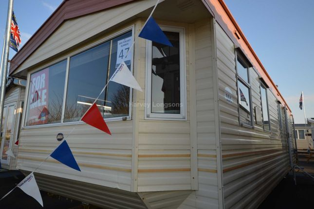 Mobile/park home for sale in Broadland Sands Holiday Park, Coast Road, Corton, Lowestoft