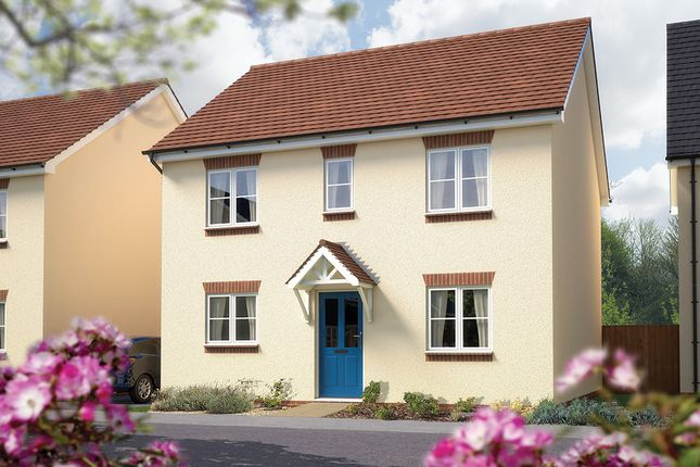 """Thumbnail Detached house for sale in """"The Buxton"""" at Sentrys Orchard, Exminster, Exeter"""