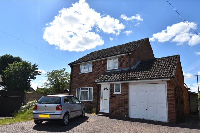 Detached house to rent in Worlds End, Beedon, Newbury, Berkshire RG20