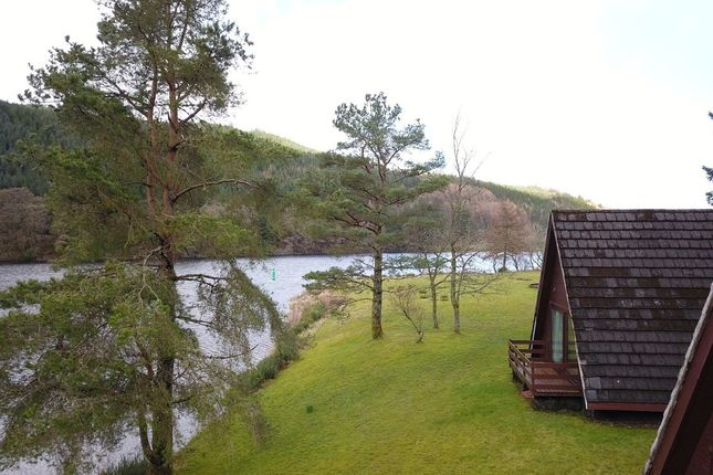 Thumbnail Property for sale in Invergarry Lodges Loch Oich, South Laggan, Invergarry, South Lagan, Fort William PH34 4Ea