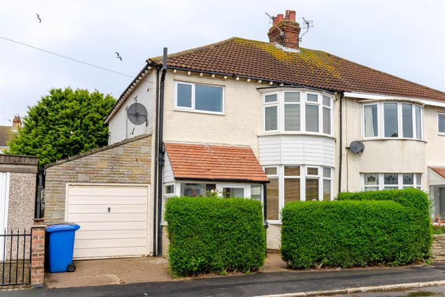Thumbnail Semi-detached house for sale in Lee Avenue, Withernsea