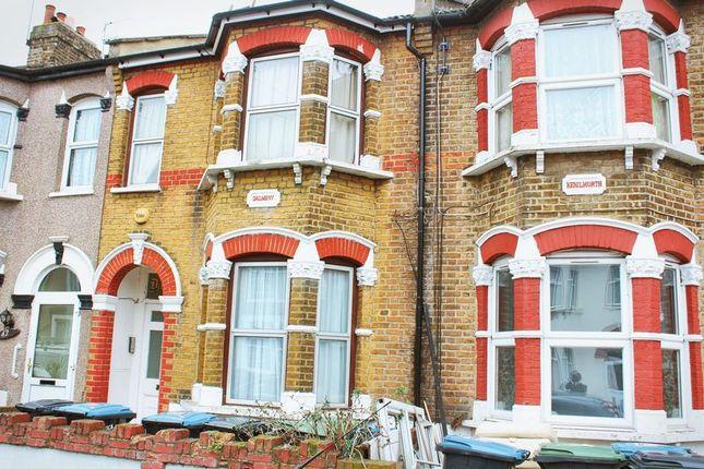 Thumbnail Flat to rent in Tillotson Road, London