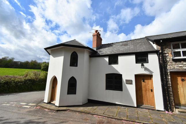 Thumbnail End terrace house for sale in 1 Pyke Road, Llanvaches, Caldicot