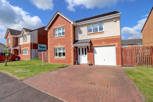 4 bed detached house for sale in Inglis Brae, Kirkmuirhill, Lanark ML11