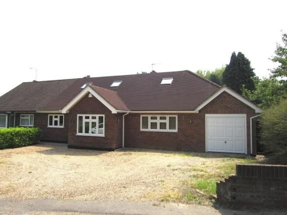 Thumbnail Bungalow for sale in Stanford Rivers, Ongar, Essex