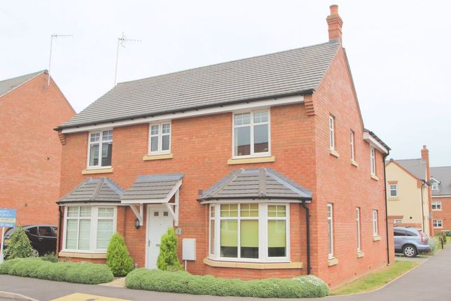 Thumbnail Detached house for sale in Bluebell Road, Stratford-Upon-Avon