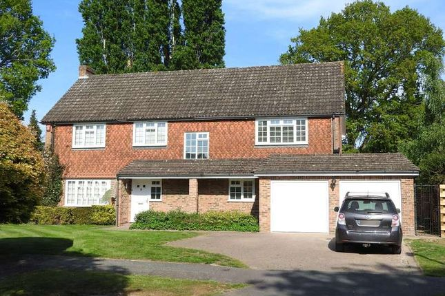 Thumbnail Detached house for sale in Squirrels Green, Bookham, Leatherhead