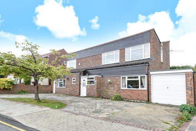 Thumbnail Detached house for sale in Mere Close, Orpington