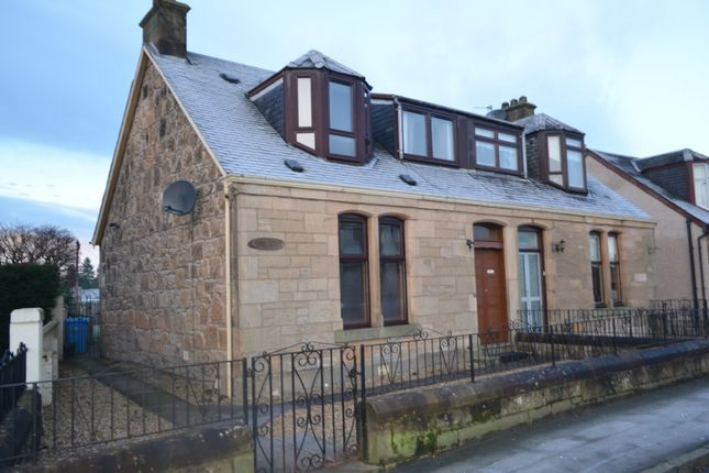 Thumbnail Semi-detached house to rent in Burnhead Road, Larbert