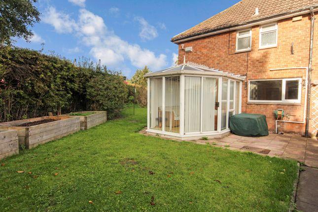 Thumbnail Terraced house for sale in Silken Way, Newton Aycliffe