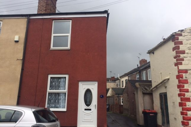 Thumbnail Terraced house to rent in Hirst Gate, Mexborough