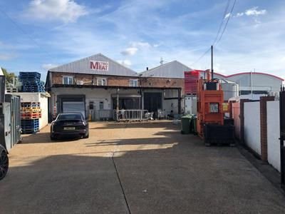 Thumbnail Light industrial for sale in Wharf Road, Enfield