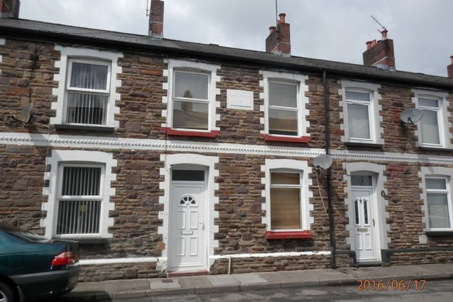 Thumbnail Terraced house for sale in Oxford Street, Griffithstown, Pontypool