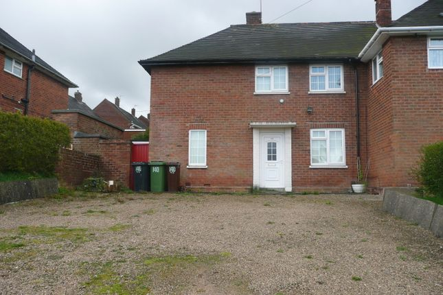 Thumbnail Semi-detached house to rent in Warstones Drive, Wolverhampton