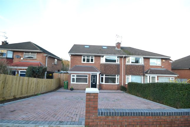 Thumbnail Semi-detached house for sale in Carisbrooke Way, Penylan, Cardiff