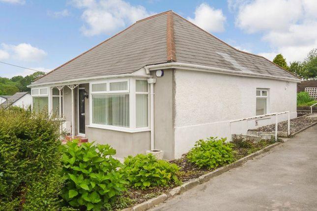 Thumbnail Bungalow to rent in Hillcrest, Penyfai, Bridgend