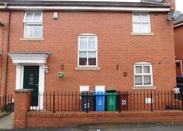 Thumbnail Semi-detached house to rent in Peregrine Street, Manchester
