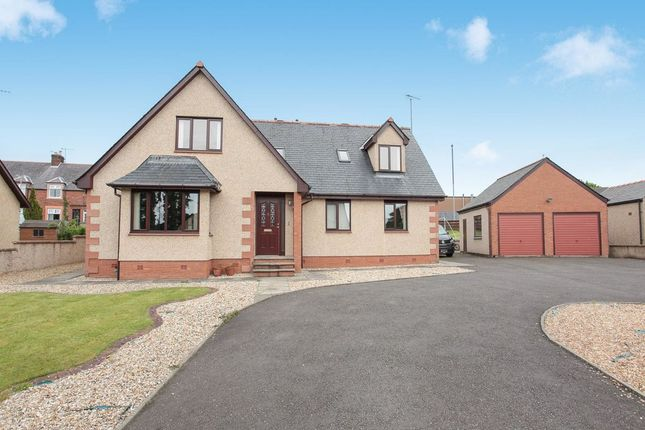 Thumbnail Detached house for sale in Kirkton Road, Dumfries