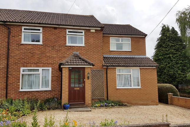 Thumbnail Semi-detached house for sale in Nettlebed, Near Henley-On-Thames