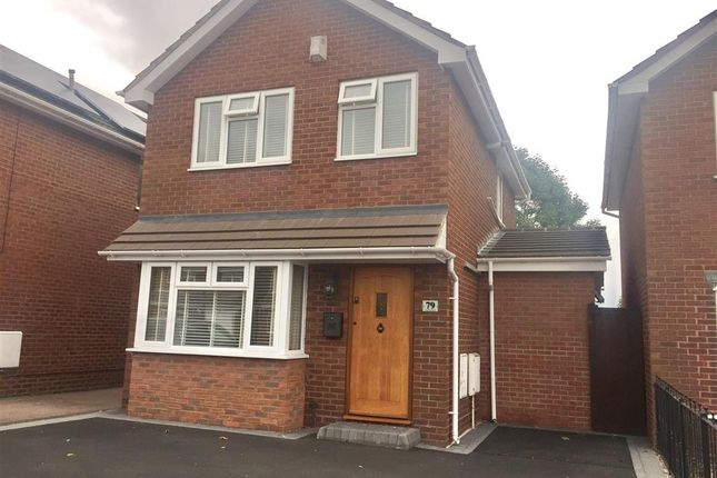 Detached house to rent in Sycamore Road, Kingsbury, Tamworth