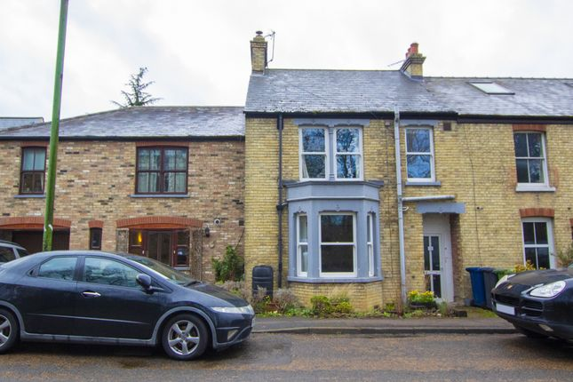 Thumbnail Terraced house to rent in New Road, Impington