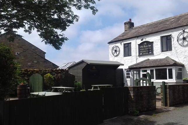 Thumbnail Pub/bar for sale in Old Horn Inn, North Yorkshire