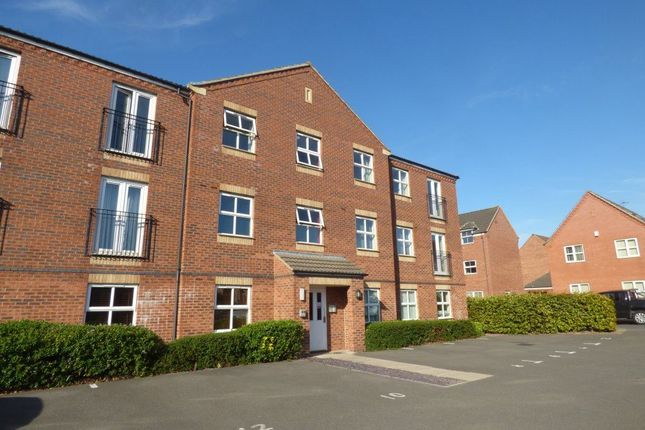 Thumbnail Flat to rent in Shaw Road, Chilwell, Beeston, Nottingham